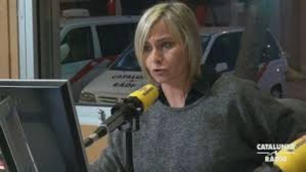 Mònica Terribas condueix actualment els Matins de Catalunya Ràdio