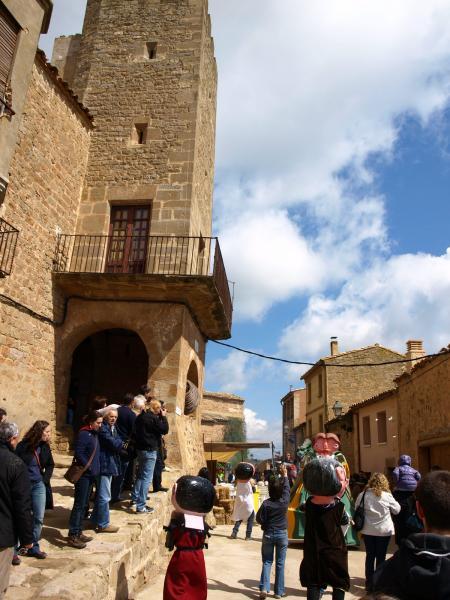 18.03.2014 imatge de la VIII Fira de Florejacs  Florejacs -  Jaume Moya