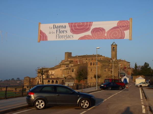 31.03.2014 vista de Florejacs, durant la Fira de l'any passat  Florejacs -  Jaume Moya
