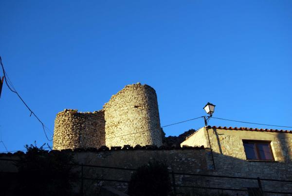 04.04.2014 Restes del castell d'Aguiló  Aguiló -  Ramon Sunyer