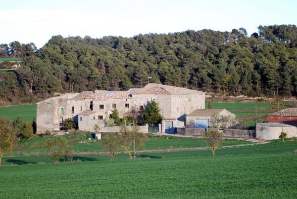 04.04.2014 Vista general  de les Roques  Argençola -  Ramon Sunyer