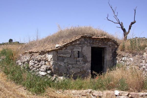 20.04.2014 cabana de volta  Vall del Llobregós -  Ramon Sunyer