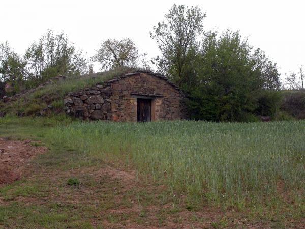 22.04.2014 cabana de volta  L'Aguda -  Ramon Sunyer
