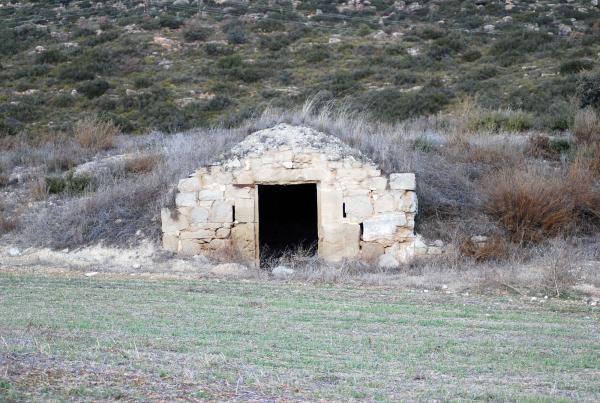 22.04.2014 cabana de volta  Vall del Llobregós -  Ramon Sunyer