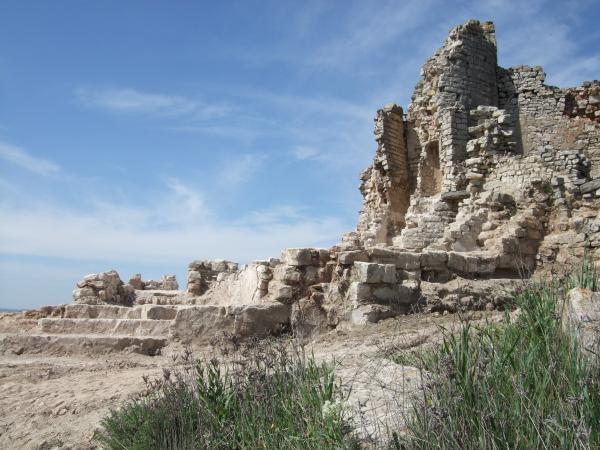 Després de la segona intervenció arqueològica al castell Sant Miquel d'Alta-riba -