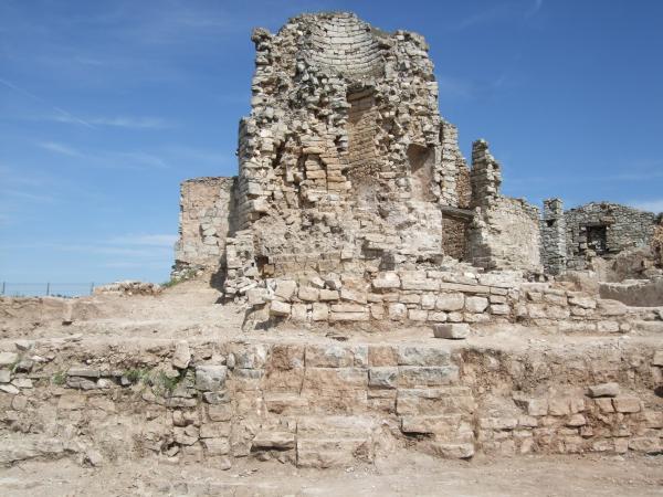 Després de la segona intervenció arqueològica al castell Sant Miquel d'Alta-riba