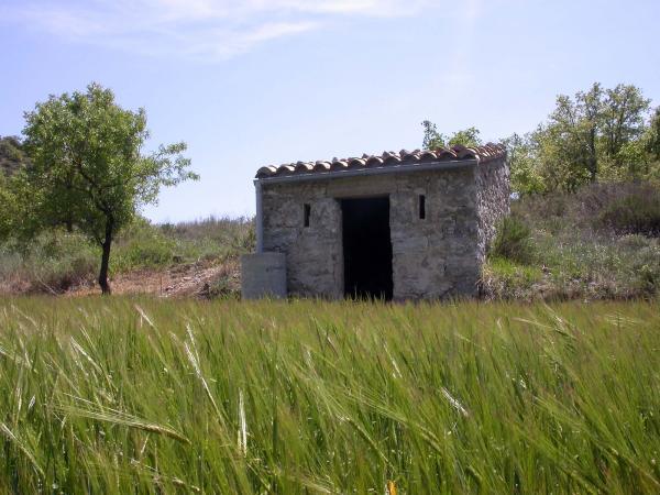 04.05.2014 cabana  Torà -  Ramon Sunyer