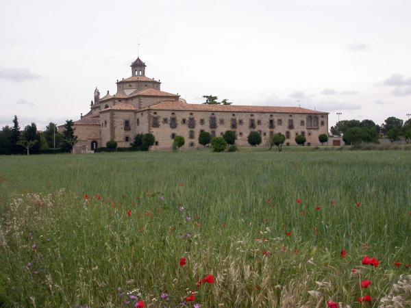12.05.2014 Monestir  Sant Ramon -  Ramon Sunyer