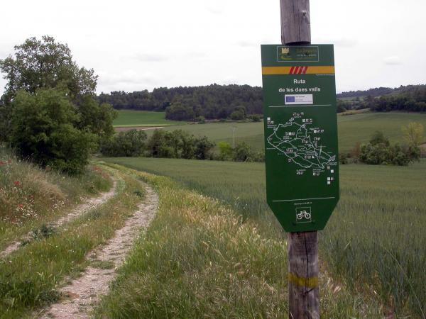 12.05.2014 Ruta de les 2 valls  Gàver -  Ramon Sunyer