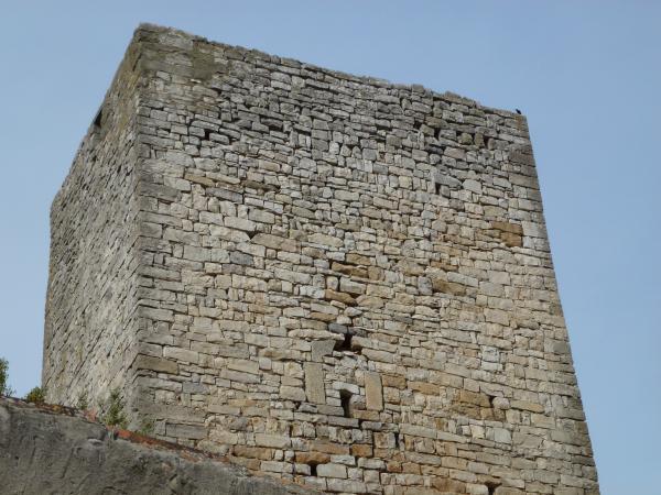 12.05.2014 Torre del Castell de Glorieta  Glorieta -  Josep Roca Farré