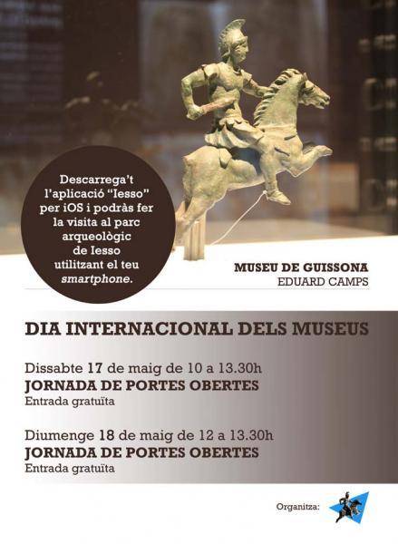 Dia Internacional dels Museus a la Segarra - Guissona