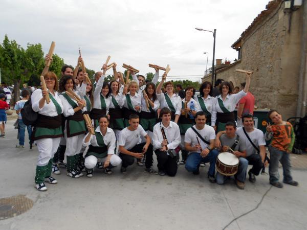 24.05.2014 festa d'aniversari de la colla de bastons de Sedó  Sedó -  Ajuntament TiF
