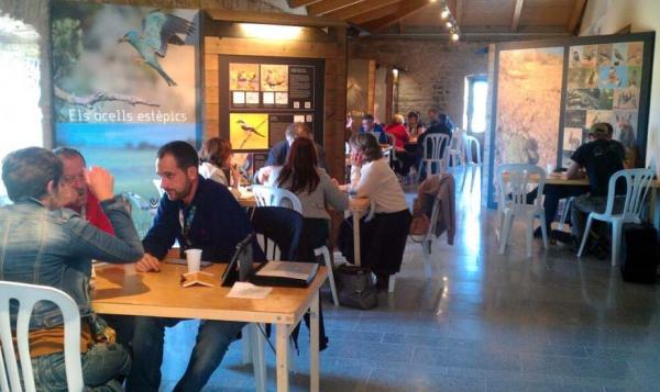 29.05.2014  I Work Shop de Turisme de La Segarra  Concabella -  Miquel Parramon