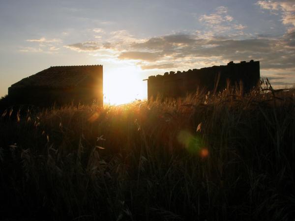 01.06.2014 cabanes al capvespre  -  Ramon Sunyer
