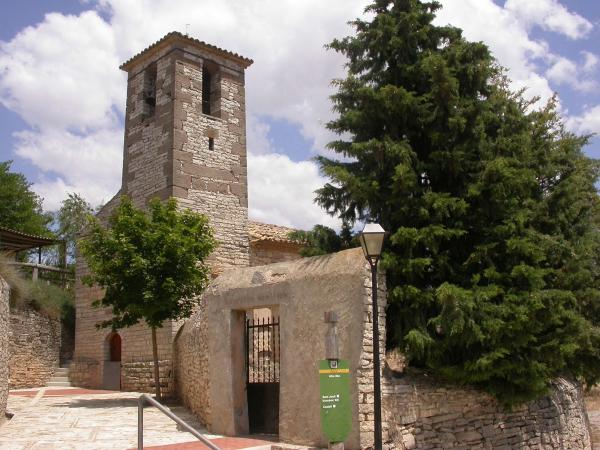 Church of Sant Jordi - Author Ramon Sunyer (2014)