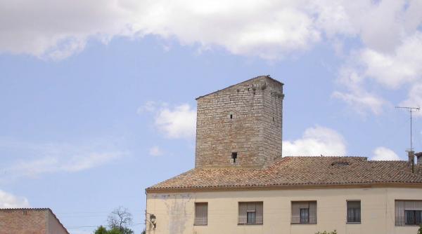 16.06.2014 Detall torre de cal Franquesa  Santa Fe -  Ramon Sunyer