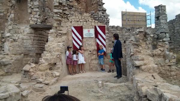 15.06.2014 Descobriment de la placa  Alta-riba -  Ramon Sunyer