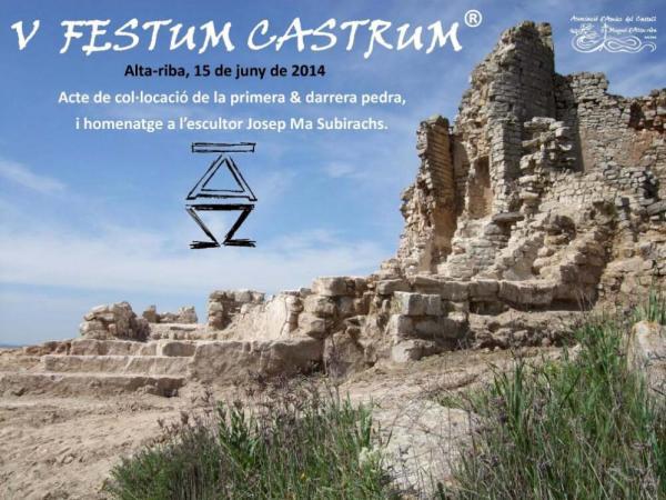 14.06.2014 cartell  Alta-riba -  AACSMA