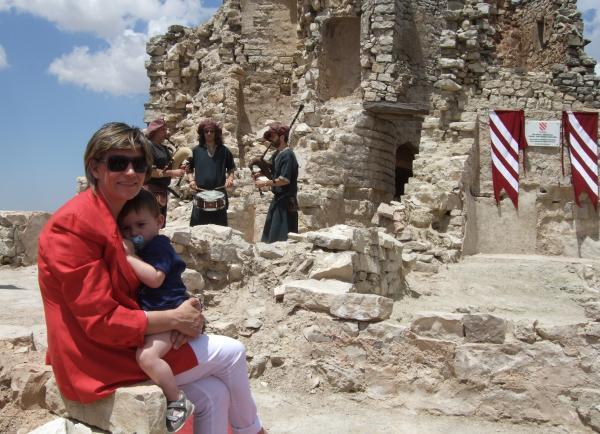 15.06.2014 V Festum Castrum - El futur i el present  Alta-riba -  AACSMA