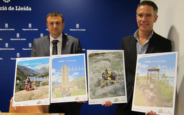'Lleida, on tot comença', nova campanya de promoció turística
