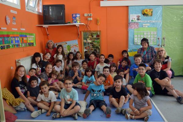 25.06.2014 l'escola clou el curs amb un augment considerable d'alumnes  Sant Ramon -  Premsa CC Segarra