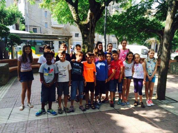30.06.2014 Sortida de colònies dels nens i nenes de la Segarra  -  CC Segarra