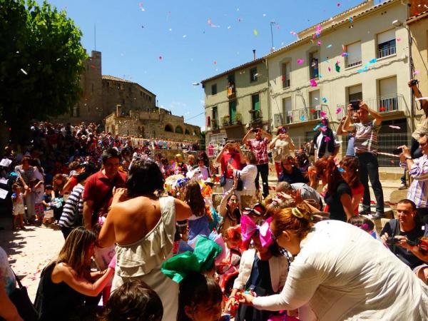 29.06.2014 Festa de l'enramada  Guissona -  Ajuntament Guissona