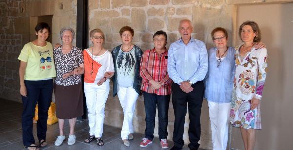 28.06.2014 cloenda del Club de lectura a Concabella  Concabella -  CC Segarra
