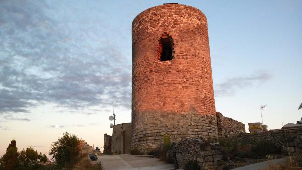 Tower of Ametlla de Segarra - Author Ramon Sunyer (2014)