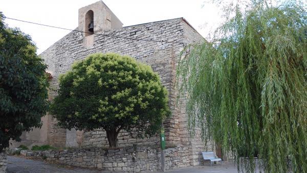 11.07.2014 Església de Sant Salvador  Talavera -  Ramon Sunyer
