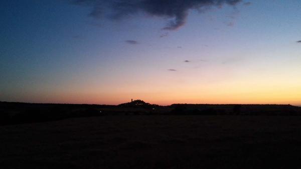 11.07.2014 Cau el sol  Granyena de Segarra -  Ramon Sunyer