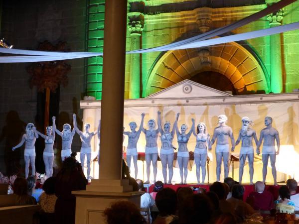18.07.2014 els déus de l'Olimp  Guissona -  Ajuntament Guissona