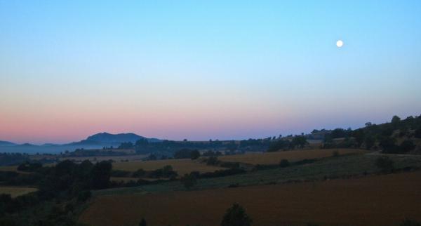 18.07.2014 Montserrat al fons  Santa Coloma de Queralt -  Tribus de la Segarra