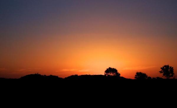 18.07.2014 Sortida del sol  Aguiló -  Tribus de la Segarra