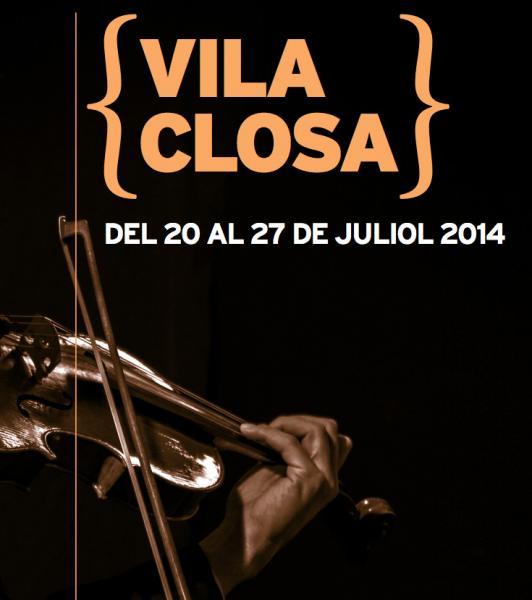 cartell Concerts Vila Closa