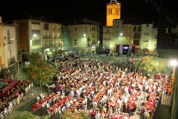 19.07.2014 Aplec del romesco  Santa Coloma de Queralt -  Frederic Vallbona