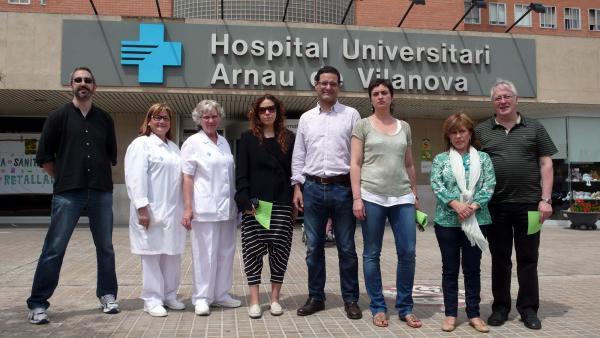 ICV-EUiA demana novament que s'aturi el consorci sanitari a Lleida - LLeida