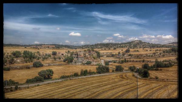 27.07.2014 El poble  Brianço -  Ramon Sunyer