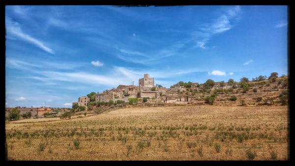 27.07.2014 El poble  Malgrat -  Ramon Sunyer