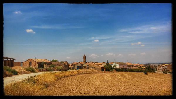 27.07.2014 El poble  Hostafrancs -  Ramon Sunyer