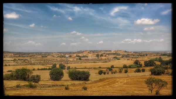 27.07.2014 El poble  Sant Martí de la Morana -  Ramon Sunyer