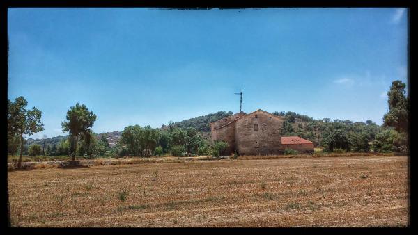 27.07.2014 Masia  Malgrat -  Ramon Sunyer
