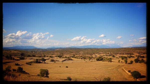 04.08.2014 Vista de la vall del Llobregós  Granollers -  Ramon Sunyer