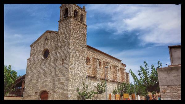 Church of Santa Maria - Author Ramon Sunyer (2014)