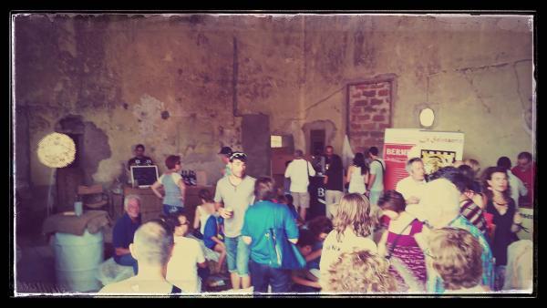 09.08.2014 fira de la cervesa  Sant Antolí i Vilanova -  Ramon Sunyer