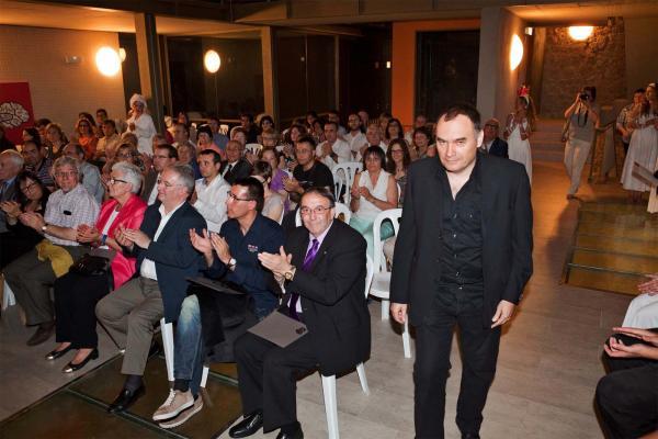 Alfred Quintana, guanyador de la 9a edició del premi '7lletres'