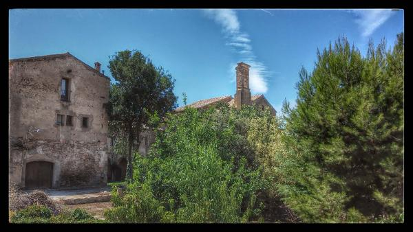 21.08.2014 Convent St Antoni  Torà -  Ramon Sunyer