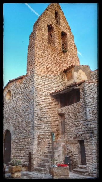 21.08.2014 capella gòtica de la Puríssima Concepció  Pujalt -  Ramon Sunyer