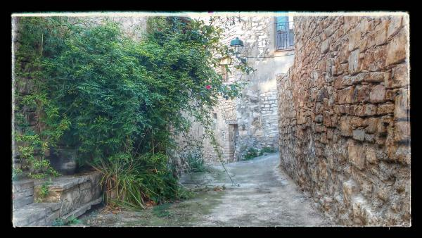 old Town  Portals i carrers - Author Ramon Sunyer (2014)
