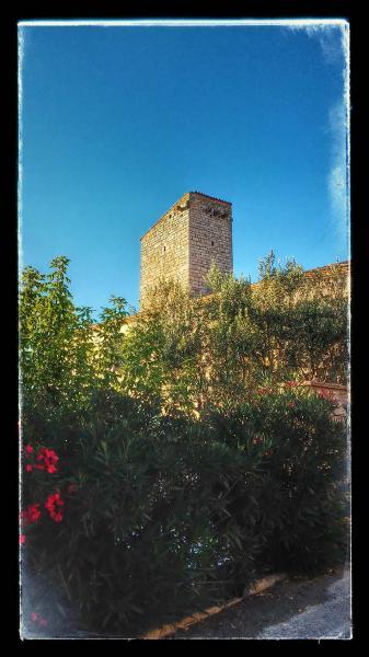 23.08.2014 torre de cal Franquesa  Santa Fe -  Ramon Sunyer